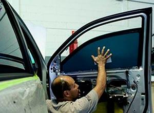 Manutenção de Veículos Blindados